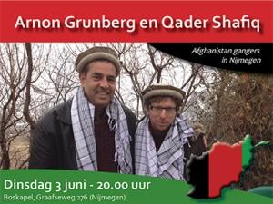 arnon grunberg en qader shafiq
