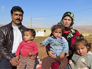 Vluchtelingen Syrie