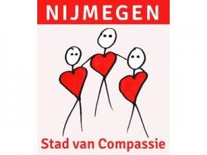 logo Nijmegen stad van compassie