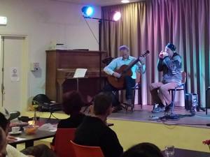 open mic januari 2015
